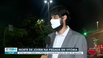 Governo do ES e Prefeitura de Vitória têm 10 dias para fazer plano de segurança da Piedade
