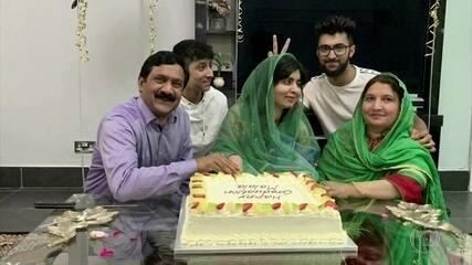 Malala Yousafzai se forma em Oxford