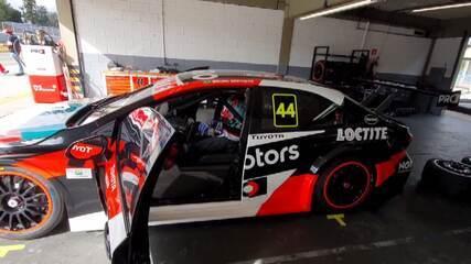 Bruno Baptista, piloto de equipe paranaense na Stock Car, conta como venceu a Covid-19