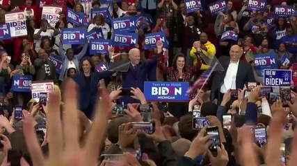Eleições 2020: Biden abre vantagem de dois dígitos sobre Trump