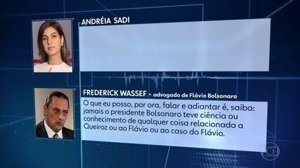 Wassef diz que nunca comentou o caso Queiroz com Bolsonaro