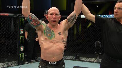 Melhores momentos de Josh Emmett x Shane Burgos no UFC: Blaydes x Volkov