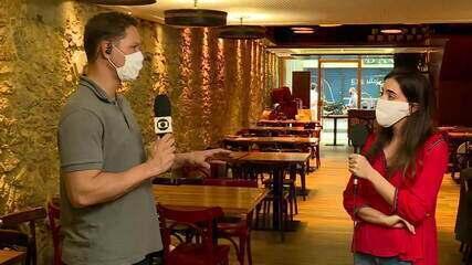 Sindicato aponta falência de mil bares e restaurantes no Rio de Janeiro