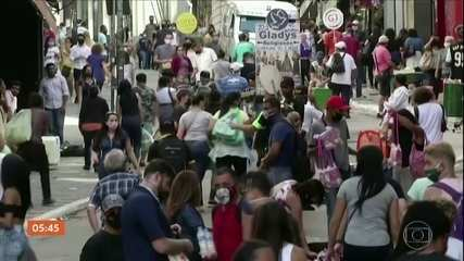 OMS registra novo recorde diário de casos do novo coronavírus