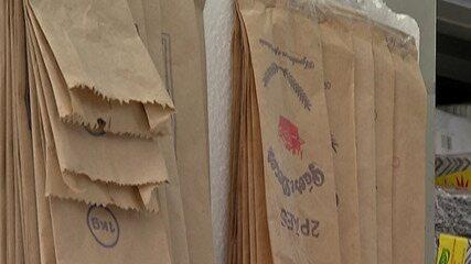 Procura por embalagens dispara durante pandemia