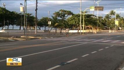 Prefeitura de Maceió prorroga decreto de isolamento social