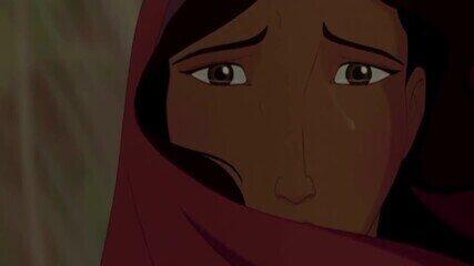 Trailer de 'O príncipe do Egito