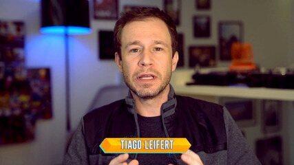 Confira as dicas de TIago Leifert sobre como gravar o vídeo para a seleção do BBB21