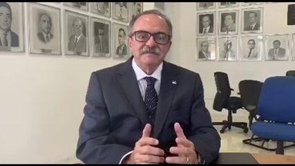 Secretário Pedro Eurico anuncia que presídios ficarão fechados até, ao menos, 31 de julho