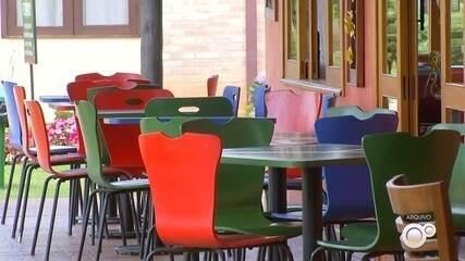 Comércios em cidades da região de Sorocaba fecham as portas durante quarentena