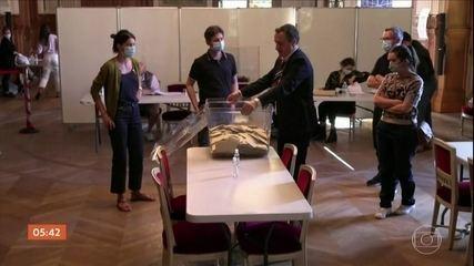 França realiza segundo turno das eleições municipais