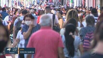 Secretaria de Saúde de Campinas faz campanha para diminuir contágio de Covid-19