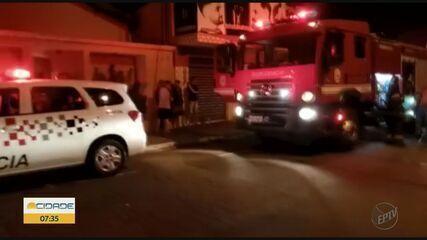 Mulher morre em incêndio em Franca, SP