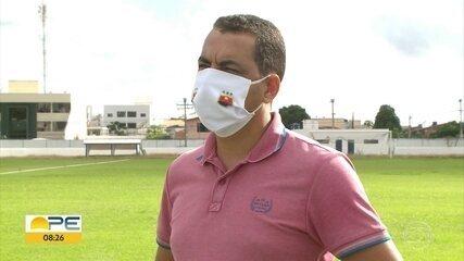 Diretoria garante Petrolina no Pernambucano nem que seja com time sub-20