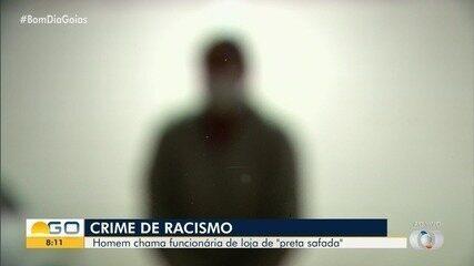 Trabalhadora é vítima de racismo em Anápolis