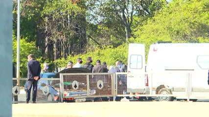 Segurança fica ferido em acidente no Palácio do Planalto
