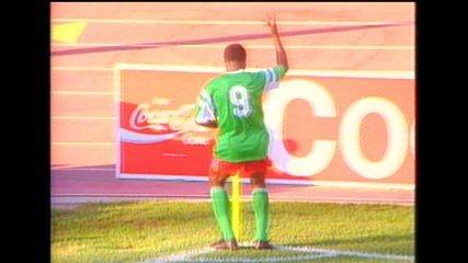 Confira os gols de Roger Milla na Copa do Mundo de 1990