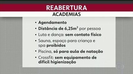 Academias reabrem hoje no Rio