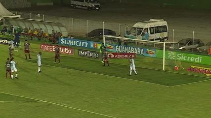 Melhores momentos de Macaé 0 x 0 Fluminense pelo Campeonato Carioca