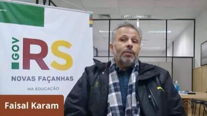 Governo do Rio Grande do Sul abre consulta sobre volta presencial das aulas