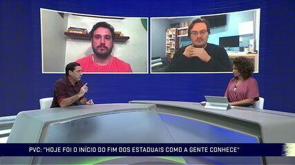 PVC fala sobre a necessidade que o Brasil tem para organizar uma liga forte