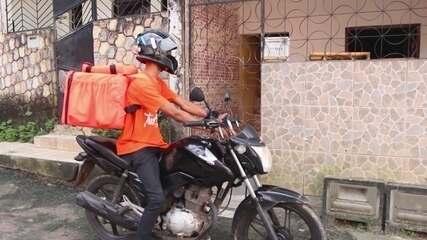 Startup de Salvador cria serviço de entrega para comunidades