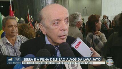 Lava Jato denuncia José Serra por lavagem de dinheiro e PF cumpre mandado de busca