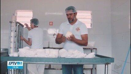 Produtores de queijo do Sul de Minas recebem selo de certificação artesanal