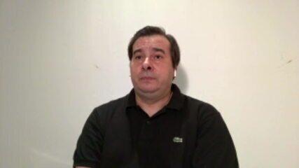 Rodrigo Maia: Brasil criou um sistema que não reduz desigualdades