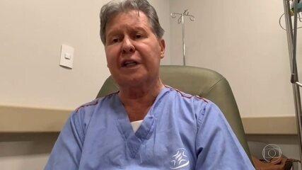 Prefeito de Manaus, com coronavírus, é transferido para hospital em SP
