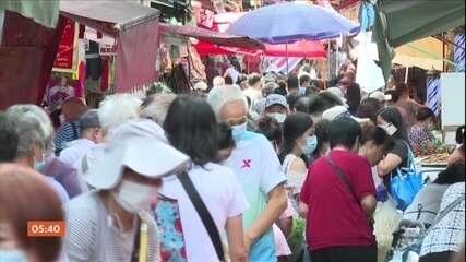 China acusa o Reino Unido de interferência sobre os assuntos de Hong Kong