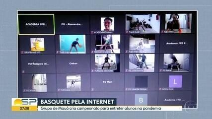 Evento foi tema do Bom Dia São Paulo, no dia 8 de julho