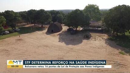 Bolsonaro vetou trechos da lei de proteção aos povos indígenas