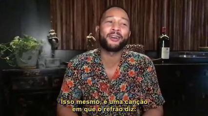 John Legend é o convidado do 'Conversa' desta quinta, 9/7