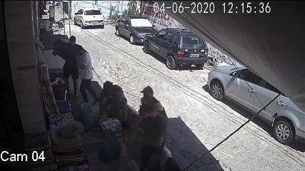 Polícia Civil divulga imagens e procura suspeitos de crime no Alecrim