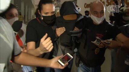 Ex-secretário de Saúde Edmar Santos é preso e levado para a Cidade da Polícia