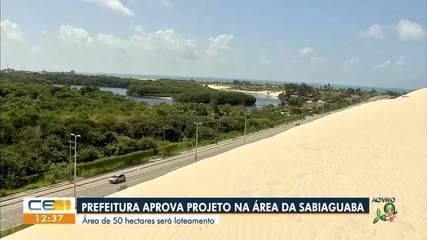 Biólogos chamam a atenção para projeto de loteamento na Sabiaguaba