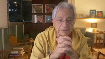 Fernando Gabeira fala sobre a morte de Alfredo Sirkis