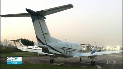 Pilotos de aviões de pequeno porte apontam problemas na qualidade do combustível