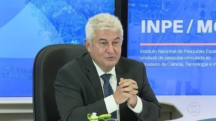 Ministro da Ciência e Tecnologia anuncia reestruturação do Inpe