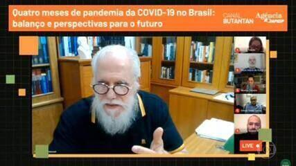 São Paulo e Brasil não vivem um bom momento para reabertura de escolas, diz professor da FGV