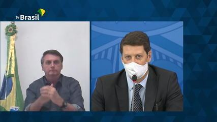 Bolsonaro sanciona novo marco do saneamento básico, com 11 vetos