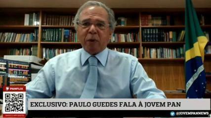 Paulo Guedes cogita imposto de 0,2% sobre transações eletrônicas