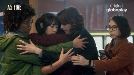 Veja trailer com novas imagens de 'As Five'