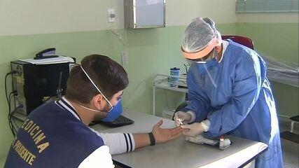 Cruzália segue sem casos confirmados de coronavírus