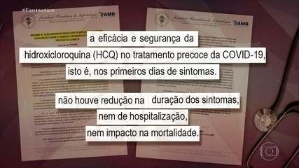 Médicos são atacados na web após desaconselharem uso da cloroquina