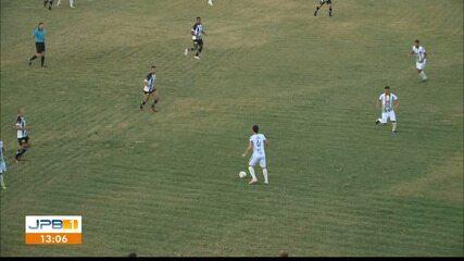 Sousa 1 x 1 Botafogo-PB, pela rodada #9 do Campeonato Paraibano