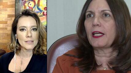Deputada Bia Kicis deixa a vice-liderança do governo