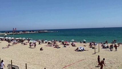 Novos surtos na Espanha fazem governo recomendar uso de máscara dentro de casa