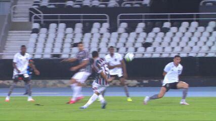 Melhores momentos: Fluminense 1 x 0 Botafogo em amistoso